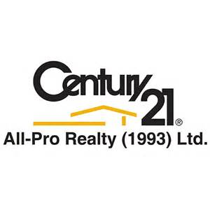 Century 21 All-Pro Realty (1993) Ltd.